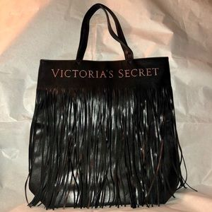 Victoria Secret Tote Bag w/ Fringes